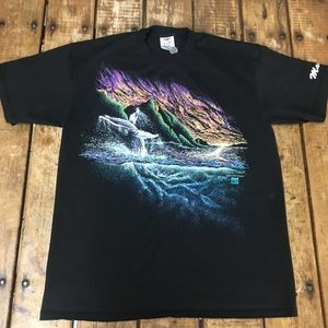 Other - Vintage Stand Out Whale Tee/ XL